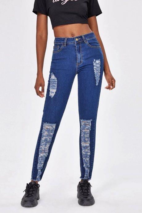 Jeans zipper fly