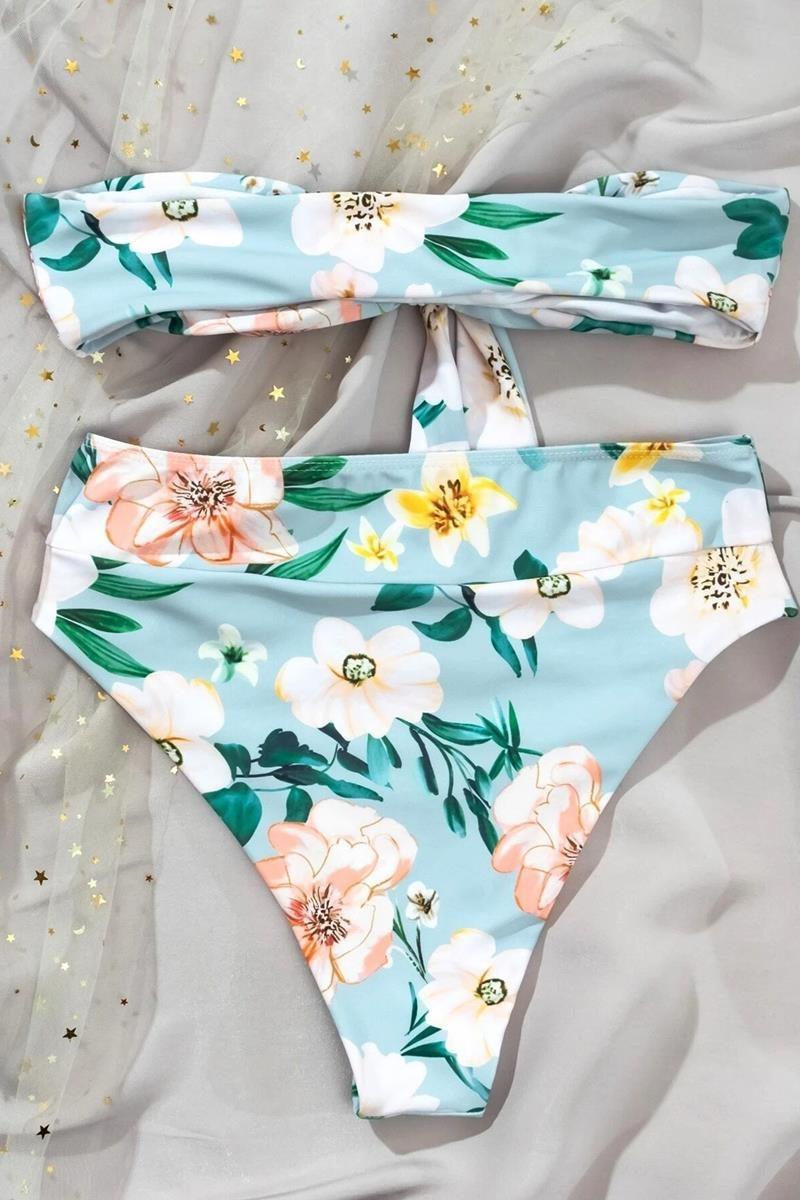 Bikini flraol bandeau