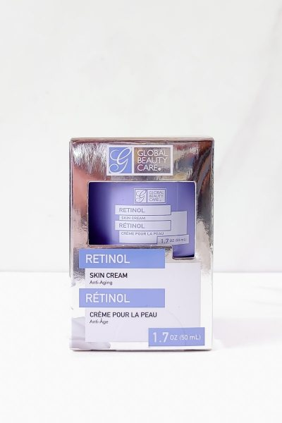 Retinol en crema anti edad
