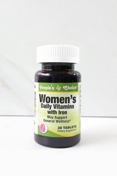 Multivitaminico para mujeres - 30 pastillas